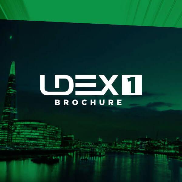 LDeX1 Brochure