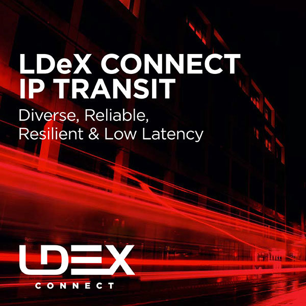 LDeX Connect Network Brochure