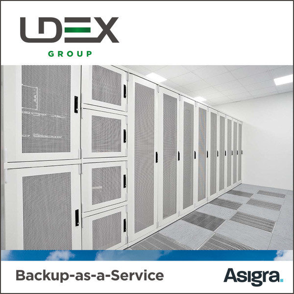 LDeX Group Backup as a Service